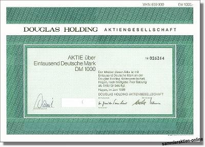 Douglas Holding AG