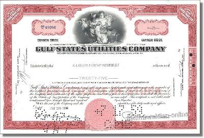 Gulf States Utilities Company