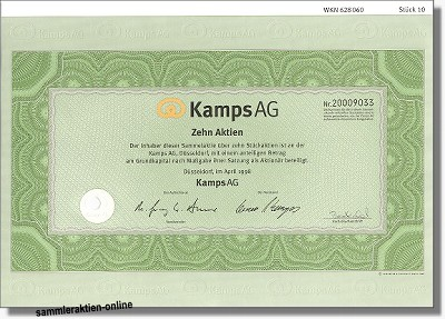 Kamps AG