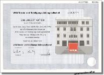 WKM Terrain- und Beteiligungs AG - Curanum