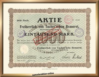 Freiherrlich von Tucher'sche Brauerei AG
