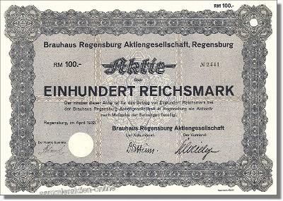 Brauhaus Regensburg AG