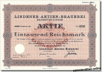 Lindener Aktien-Brauerei AG