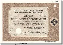 Erste Grazer Actien-Brauerei AG