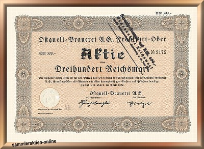 Ostquell Brauerei AG