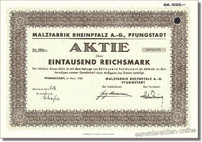 Malzfabrik Rheinpfalz AG