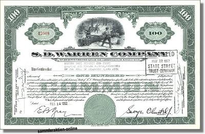 S. D. Warren Company