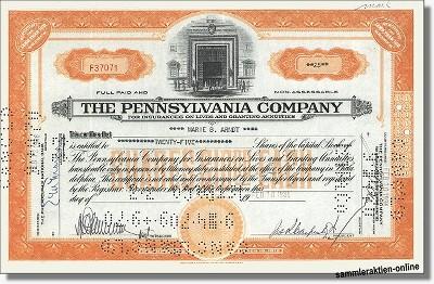 The Pennsylvania Company for Insurances