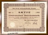 Elbe-Werke Aktiengesellschaft