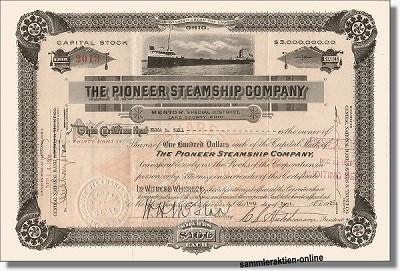 Pioneer Steamship Company