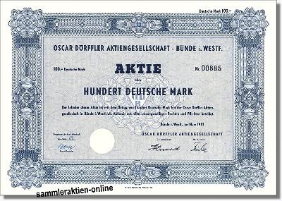 Oscar Dörffler AG