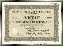 Christian Dierig AG