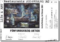 Life & Art Restaurants Aschaffenburg AG