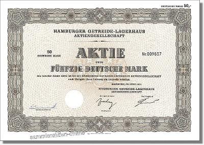 Hamburger Getreide-Lagerhaus AG