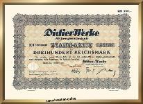 Didier Werke Aktiengesellschaft