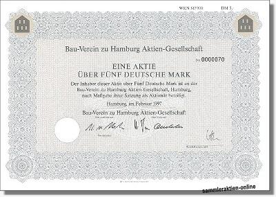 Bau-Verein zu Hamburg AG