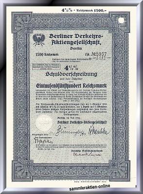 Berliner Verkehrs-Aktiengesellschaft