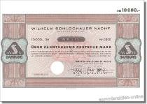 Wilhelm Schlochauer Nachf. Aktiengesellschaft