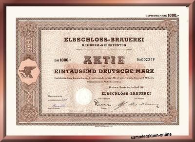 Elbschloss-Brauerei AG