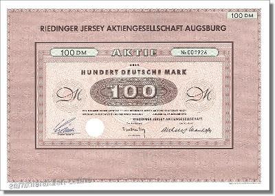 Riedinger Jersey AG