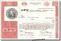 LTV Ling-Temco-Vought Inc.