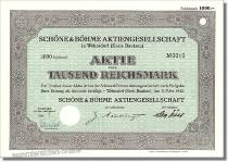 Schöne & Böhme AG