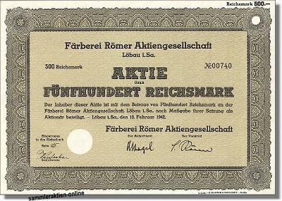 Färberei Römer AG