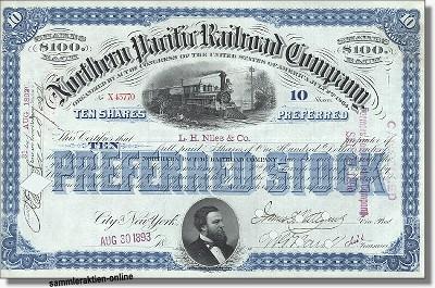 Northern Pacific Railroad Company