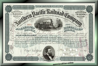 Northern Pacific Railroad Company