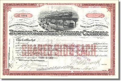 Boston Elevated Railway Company