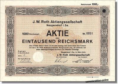 J. W. Roth AG
