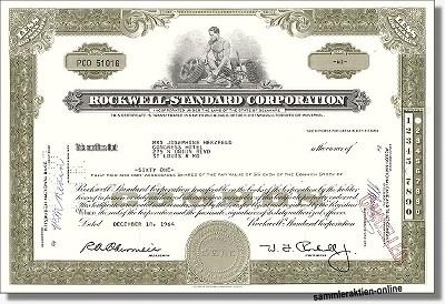 Rockwell Standard Corporation