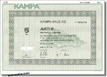 Kampa Haus AG