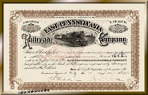 East Pennsylvania Railroad Company