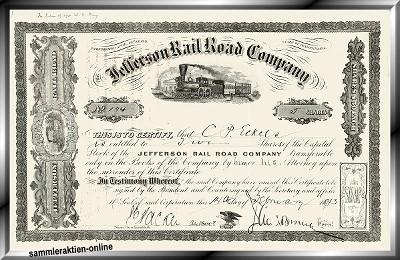 Jefferson Railroad Company