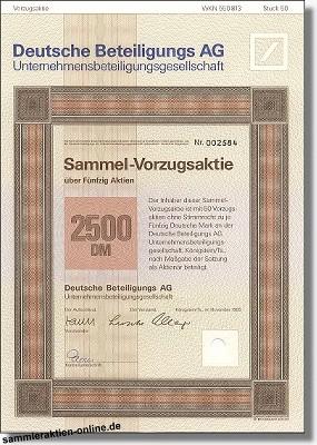 Deutsche Beteiligungs AG