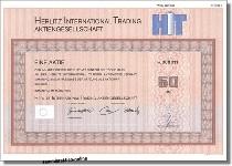 Herlitz International Trading AG - HIT