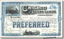Chicago and Eastern Illinois Railroad Company