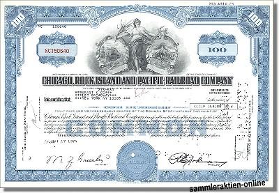 Chicago, Rock Island and Pacific Railroad Company