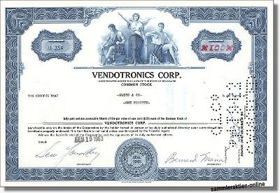 Vendotronics Corporation