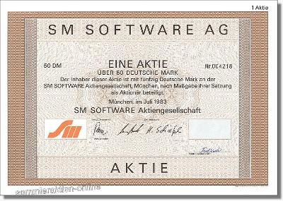 SM Software Aktiengesellschaft