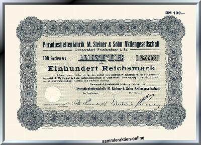 Paradiesbettenfabrik M. Steiner & Sohn AG