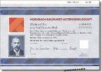 Konsum, Handel - Deutschland