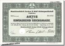 Maschinenfabrik Buckau R. Wolf AG