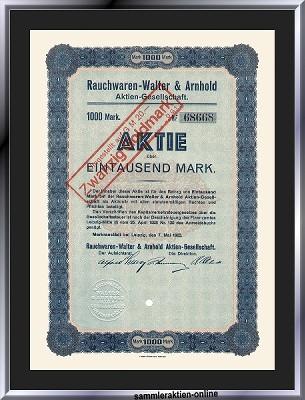 Rauchwaren-Walter & Arnhold AG