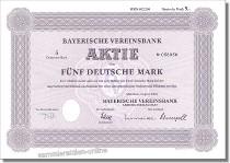 Bayerische Vereinsbank
