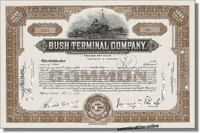 Bush Terminal Company