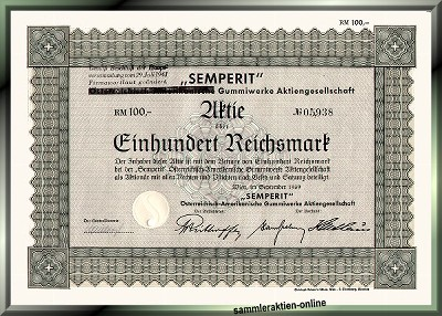 Semperit Gummiwerke AG