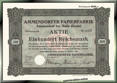 Ammendorfer Papierfabrik