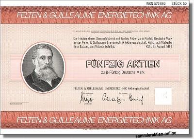 Felten & Guilleaume Energietechnik AG